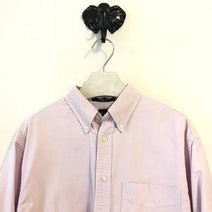 GAP The Big Oxford Shirt Small Runs Big